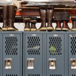 Lockers met pincode zorgen voor meer zekerheid